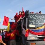 Caravana del Municipio Lagunillas